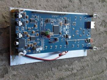 Steckfeld für SPI/parallel LCD und P6