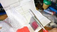 Kürzen der Stifte um 3mm